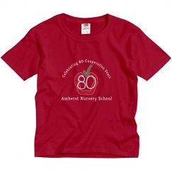 Youth 80 Year Tee