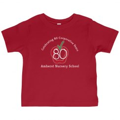 Infant 80 Year Tee