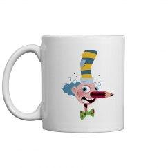 Mr Doodle Mug