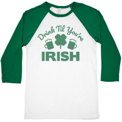Irish Drinking Shirts For Men