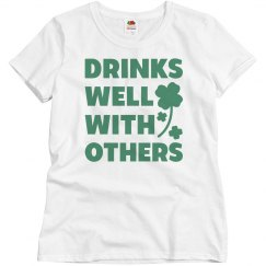 St. Patrick's Day Women's Drinking