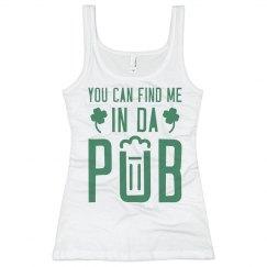 In Da Pub This St. Patrick's Day