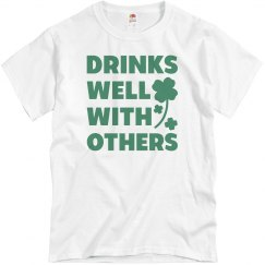 Funny St. Patrick's Day Drinking
