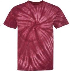Unisex dye shirt