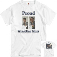Wrestling Mom unisex shirt