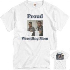 Wrestling Mom unisex shirt