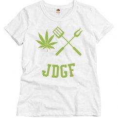JDGF SHIRT ladies lime