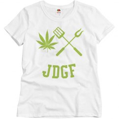 JDGF SHIRT ladies lime