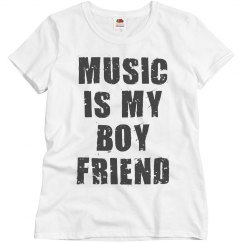 Music Is My Boyfriend