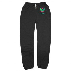 Custom Logo Upload Sweatpants