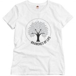 Branches Women's Tee
