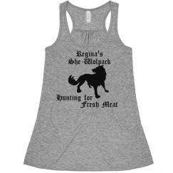Regina's Wolfpack