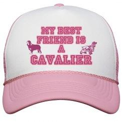 Cav bff trucker hat