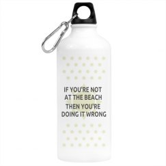Beach Lover Water Bottle