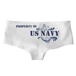 Property of Navy Hot Shor