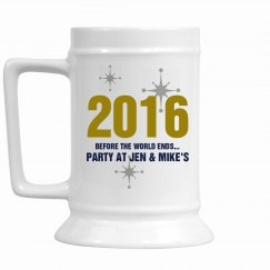 Before The World Ends Mug