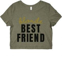 Blonde Best Friend