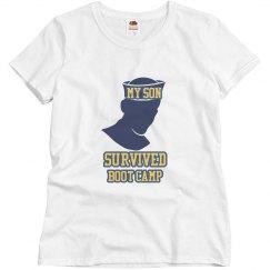 Survived Blue