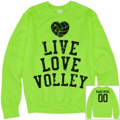 Live, Love, Volley