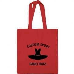 Custom Sport Cute Dance Bag