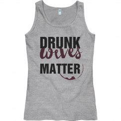 Drunk Wives Matter Wine Wife Gift