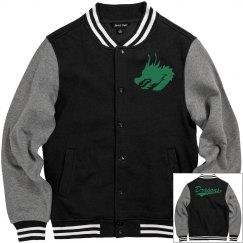 Carroll dragons men's jacket.