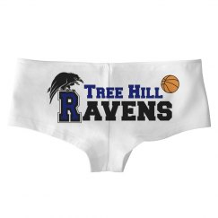 Tree Hill Ravens Panties