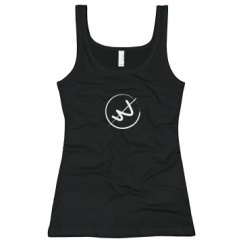 Ladies Slim Fit Longer Length Tank