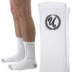 Undefined Crew Socks