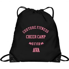 Cheer Camp Bag Monogrammed
