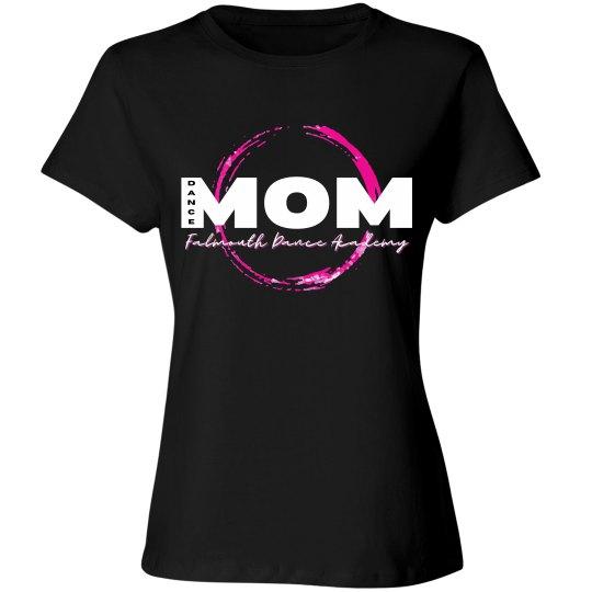 FDA Dance Mom - Black
