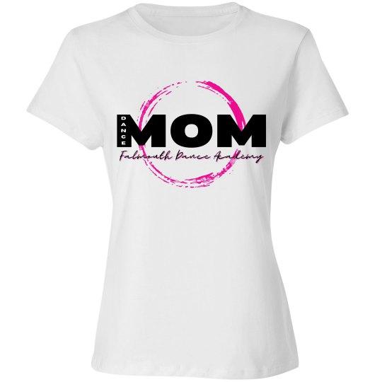 FDA Dance Mom - White
