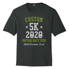 Custom Virtual Race 5k