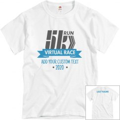 Create Your Own Virtual 5K Tee