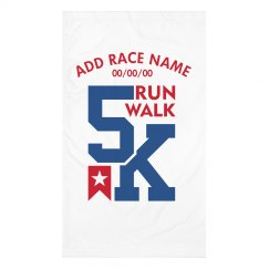 Custom 5K Race Gaiter