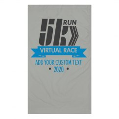 Custom Running 5K Race Face Mask