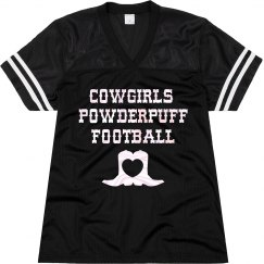Cowgirls Powderpuff