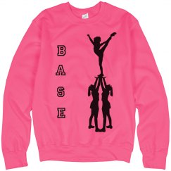 Base Cheer Sweater