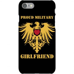 Proud Military Girlfriend