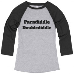 Paradiddle t-shirt