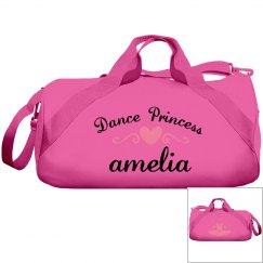 Amelia. Dance princess