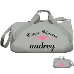 Audrey. Dance princess