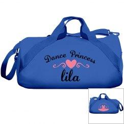 Lila. Dance princess