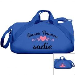 Sadie. Dance princess