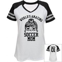 Garcia. Soccer mom