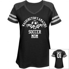 Washington. Soccer mom