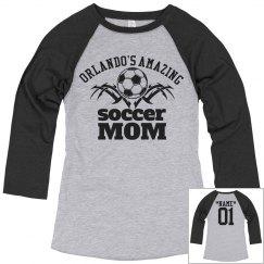 Orlando. Soccer mom