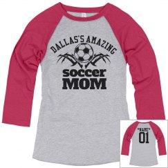 Dallas. Soccer mom