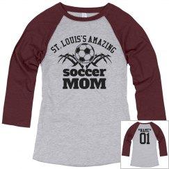 St. Louis . Soccer mom