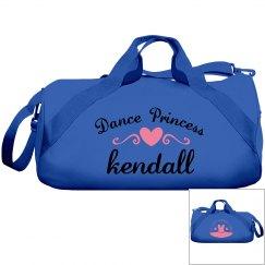 Kendall. Dance princess